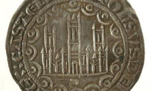 Acuñar monedas & financiar construcciones: dos caras de la riqueza en la cultura medieval.