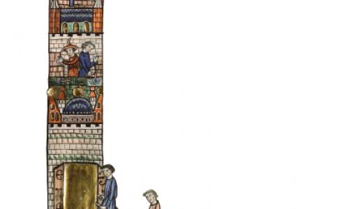 Libro: El coste de la construcción medieval: materiales, recursos y sistemas constructivos para la petrificación del paisaje entre los siglos XI y XIII