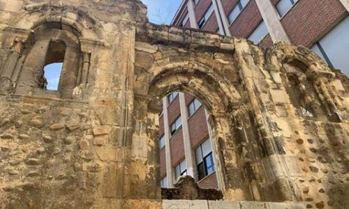 Petrifying Wealth en León. Asistencia al curso «Expolio y destrucción del patrimonio medieval. Visiones desde el siglo XXI»