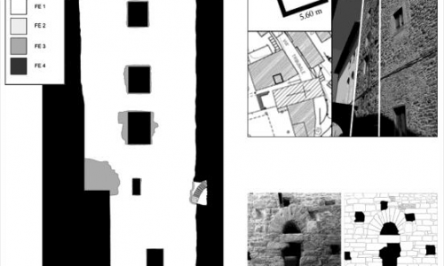 La forma de la piedra, la forma del poder. La génesis de un señorío territorial en el este de la Toscana a través de la arqueología de la arquitectura: el caso de los Marchiones en el Val di Chio de Arezzo entre los siglos XI y XII.